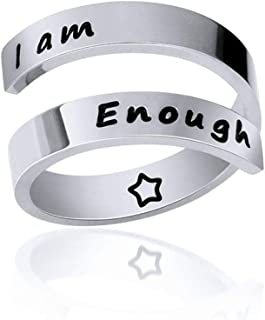 Best i am enough ring - fem things Reviews