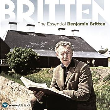 The Essential Benjamin Britten