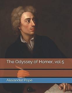 The Odyssey of Homer, vol 5