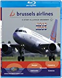 Brussels Airlines Airbus A319 & A330 [Blu-ray]