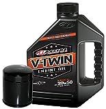 MaximaHiflofiltro VTEOCK1 Engine Oil Change Kit for Harley Davidson Sportster V-Twin