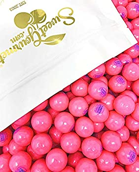 Original 1928 Dubble Bubble Classic Pink Gumballs | 1  Bubble Gum Balls | 3 Pounds