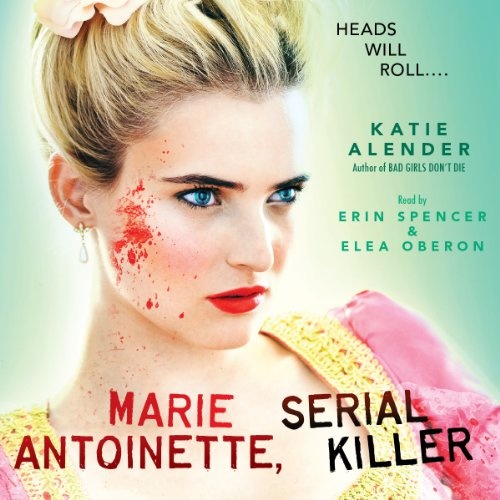 Marie Antoinette, Serial Killer audiobook cover art