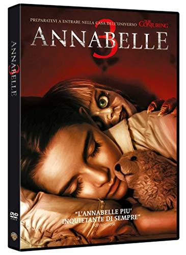 Dvd - Annabelle 3 (1 DVD)