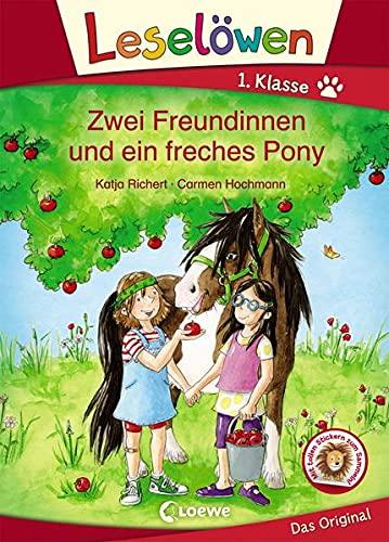 Zwei Freundinnen und ein freches Pony für Kinder ab 6 Jahren