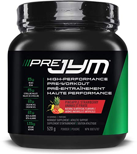 Jym Supplements Science Pre jym 20 …