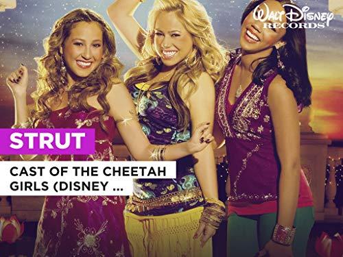 Strut al estilo de Cast of The Cheetah Girls (Disney Original)