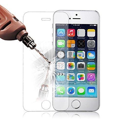 Ukelove Pellicola protettiva per schermo in vetro temprato, per iPhone 6/6S/6S Plus/6Plus
