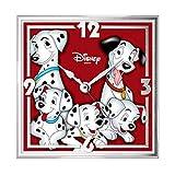 Valenti Argenti Reloj con acabados en plata – Disney Carga 101