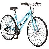 Roadmaster Women's Adventurers 700C Bicycle, Blue, 16'/Small