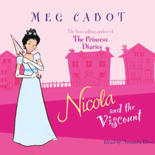 Nicola and the Viscount audiobook cover art