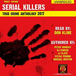 2017 Serial Killers True Crime Anthology Titelbild