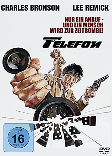 Charles Bronson - Telefon - Neuauflage mit verbesserter Qualität [DVD]
