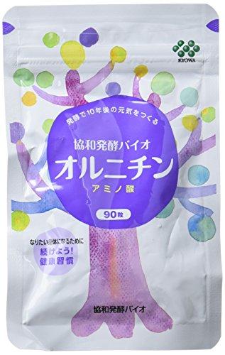 協和発酵バイオ オルニチン 90粒
