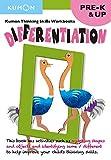 Pre-K Differentiation (Kumon Thinking Skills Workbooks)