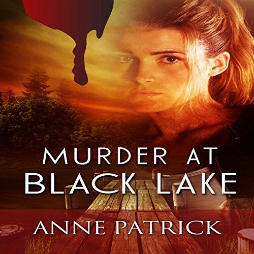 Murder at Black Lake audiobook cover art