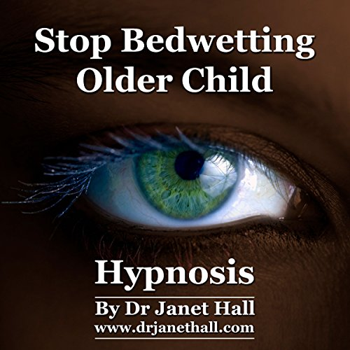 Stop Bedwetting Older Child Hypnosis cover art