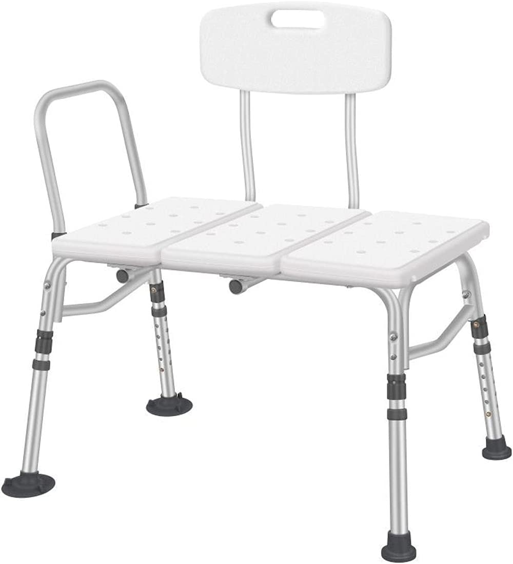 ZQYYUNDING Special Campaign Shower Chair Stool Bathroom Indianapolis Mall Aluminum Alloy Eld