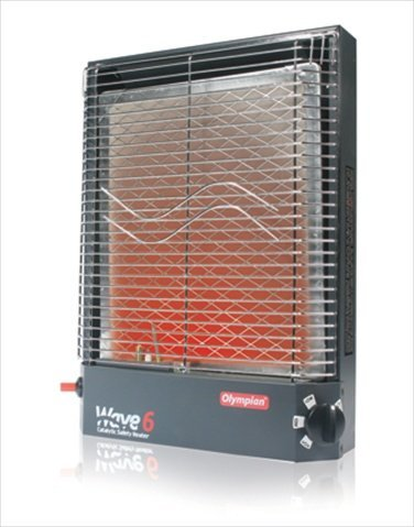 camco gas heaters Camco 57341 Wave-6 Catalytic Safety Heater