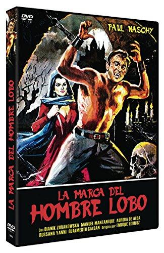 La Marca del Hombre Lobo [DVD]