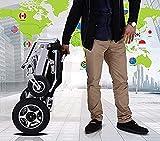 Ancianos Discapacitados Nuevo Modelo 2019 Fold & Amp; Viaje Ligero Motorizado Scooter Eléctrico para Silla de Ruedas, Aviación Travel Safe Silla de Ruedas Eléctrica Silla de Ruedas Eléctrica de Servi