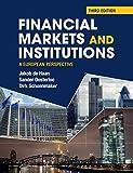 Financial Markets and Institutions - Jakob De Haan