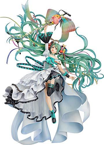 キャラクター・ボーカル・シリーズ01 初音ミク 初音ミク Memorial Dress Ver. 1/7スケール ABS&PVC製 塗装...