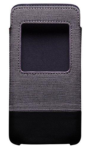Blackberry ACC-63006-001 Schutzhülle Smart Pocket für DTEK50 schwarz/grau