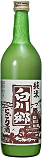 白川郷純米にごり酒 720ml