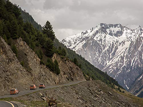 Kashmir - a Conflict-ridden Borderland