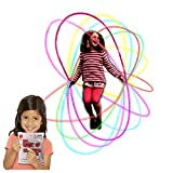 Jump Skipping Rope - Vary Colorful Leds Light Up for Kids Girls Jumping Dancing Exercise Favors