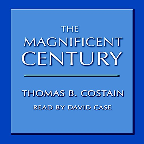 The Magnificent Century audiobook cover art