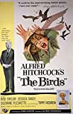 Hitchcock, Alfred - Poster - The Birds - One Sheet +