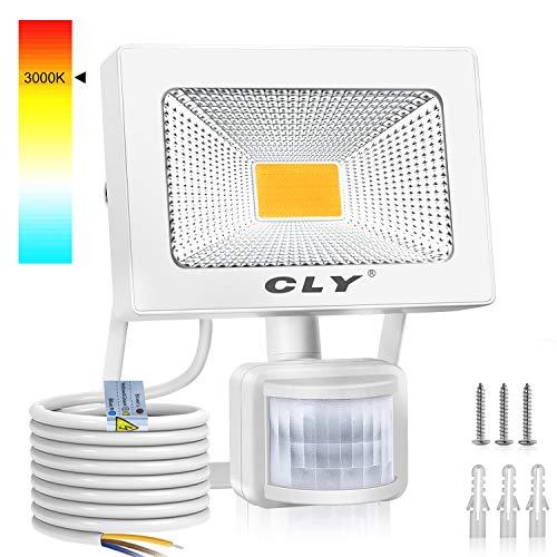 CLY 20W Foco LED Exterior Luz Cálida 3000K