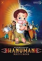 Hanuman Returns (Animation/DVD/Mythological/Religious/Hindi Film/Indian Cinema/Children)