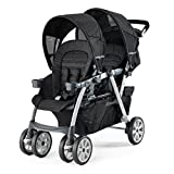 Product Image of the Chicco Cortina Together Double Stroller, Ombra