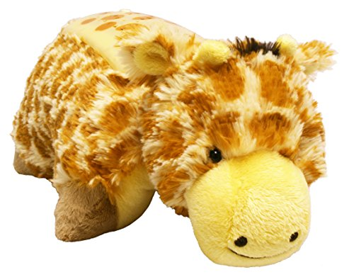 Pillow Pets Dream Lites Stuffed Animals - Jolly Giraffe 11'