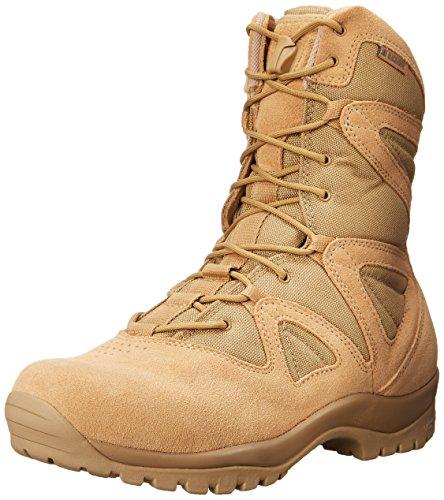 BLACKHAWK Men's Ultralight Side Zip Boot Tan-M, 10.5 W US