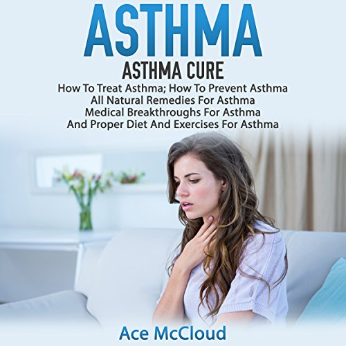 Asthma Cure audiobook cover art