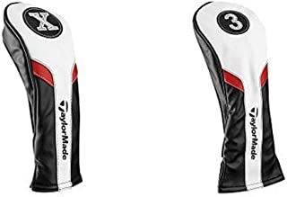 TaylorMade Golf Rescue Headcover and TaylorMade Golf Fairway Headcover