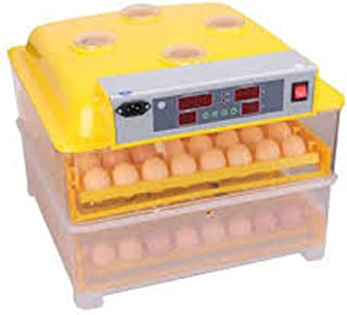 HUMBE&CO - Save Trees, Save Earth Mini Digital Fully Automatic Egg Incubator for Hatching All Birds Like Chicken, Quail, D...