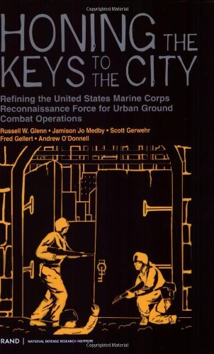 Honing the Keys to the City: Refining the United States Marine Corps Reconnaissance Force for Urban Ground and Combat Operations: Refining the United States ... Force for Urban Ground Combat Operations