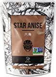Soeos Star Anise Seeds (Anis Estrella), Whole Chinese Star Anise Pods,...
