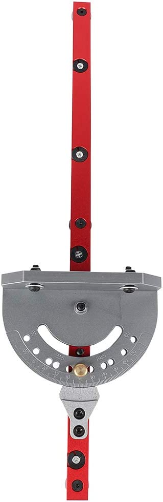 Miter Gauge - DIY General Large discharge sale Router Ruler Table Woo Saw Max 81% OFF