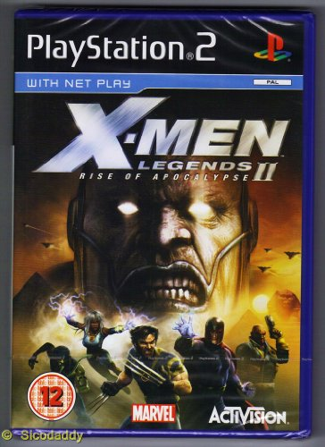 X-Men Legends II: Rise of Apocalypse (PS2) [PlayStation2]