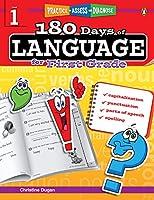 180 Days of Language Grade 1