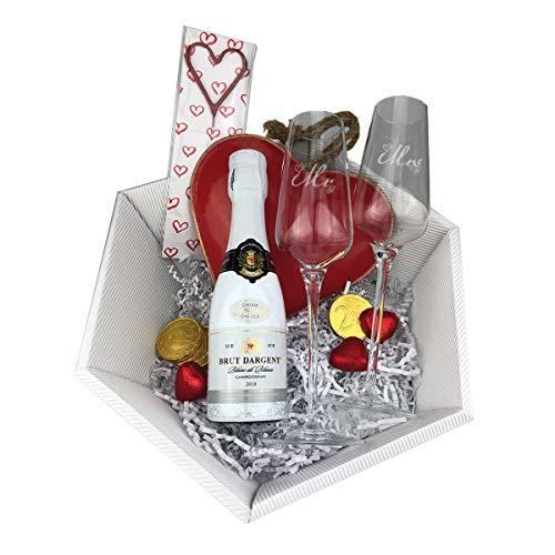 Geschenk zur Hochzeit - Geschenkboxen zur Auswahl - Hochzeitsgeschenk, Hochzeitsboxen:Box 12