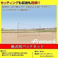 日用品 スポーツ 関連商品 軟式用バックネット BN-37
