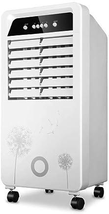 HLR-冷風機 ポータブル蒸発エアコンタワーコールドエアクーラーファンモバイルエアコン冷凍加湿10L精製防塵