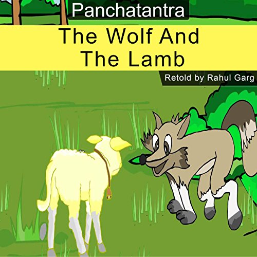 The Wolf and the Lamb audiobook cover art